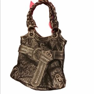 Red by Marc Ecko hobo bag